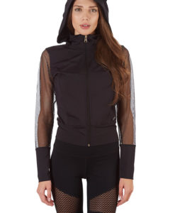Kitty High Performance Mesh Jacket